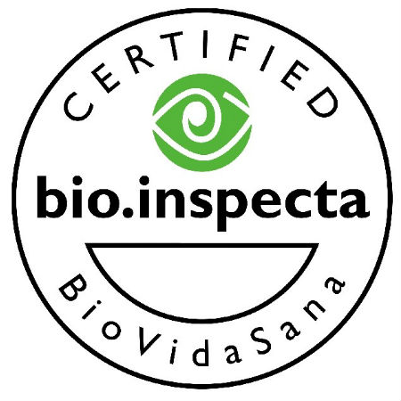 certificado Bio Inspecta vida sana