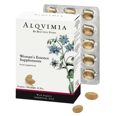 woman´s essence alqvimia