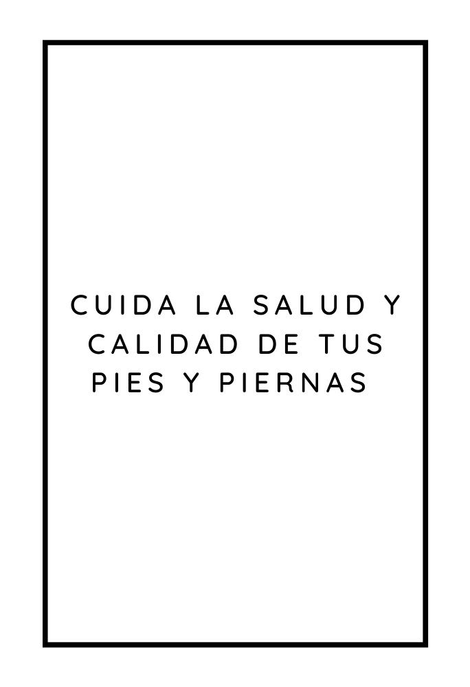 PIES & PIERNAS